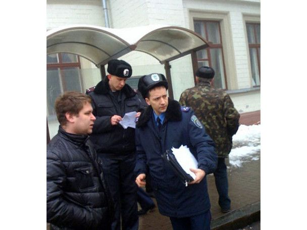В центре Киева сосулька убила женщину