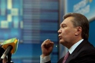 Герман признала, что Янукович не умеет говорить