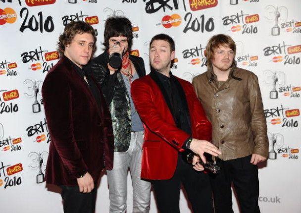 Группа Muse получила две премии журнала New Musical Express