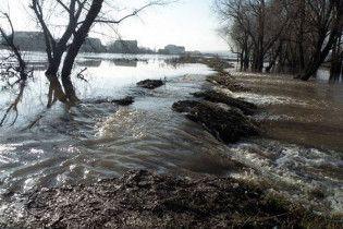 Во время наводнения часть Киева останется без света