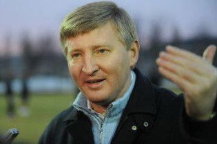 Ахметов выступил за слияние чемпионатов Украины и России