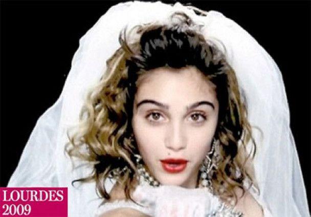 Мадонна с дочкой Лурдес создали коллекцию одежды