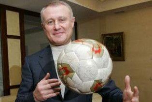 Суркис - о приглашении иностранных футболистов в сборную Украины