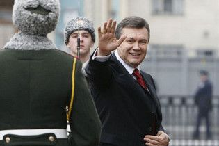Кремль решил не снижать статус визита Януковича