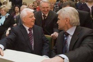 Литвин назвал Кравчука профессиональной политической проституткой