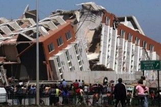 Землетрясение в Чили сдвинуло города американского континента