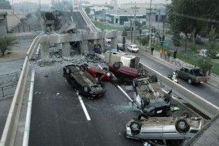 В столице Чили произошло повторное сильное землетрясение