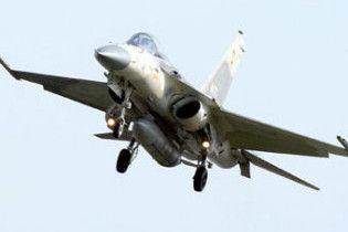 В Южной Корее разбились два истребителя