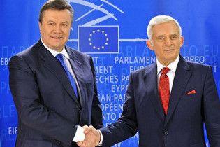 Президент Европарламента увидел значительный прогресс в евроинтеграции Украины