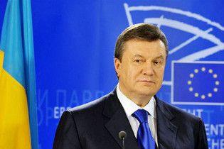 Европа ожидает от Януковича стабилизации в Украине