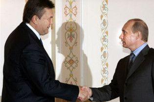 Янукович считает, что Украина заинтересована в союзе с Россией