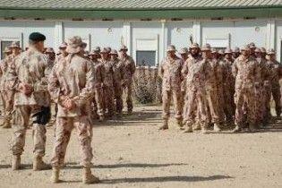 Литовских офицеров выгнали из Афганистана за пьянство