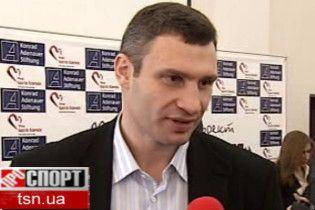 Кличко: я устал вести переговоры с Валуевым