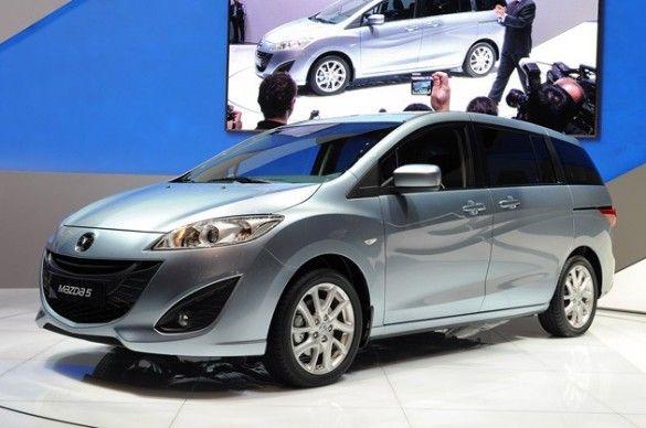 2011 Mazda5