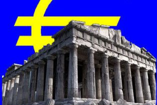 Греция вдвое сократила дефицит бюджета