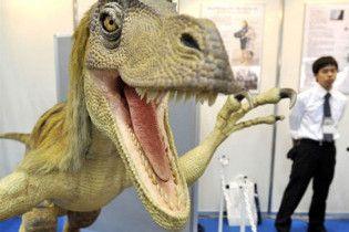 В Харькове откроется парк динозавров