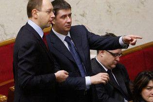 Интриги в НУ-НС: депутатов выгоняют из фракции ради смены лидера