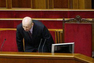 Турчинов возглавил правительство до назначения нового премьера