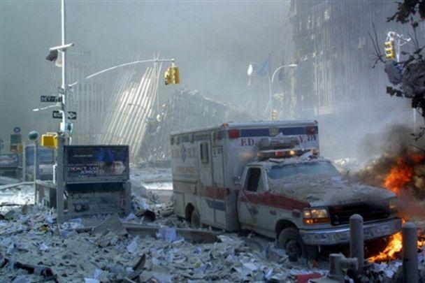 В США - девятая годовщина терактов 11 сентября 2001 года