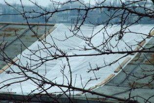 В ялтинском музее Чехова ветром снесло крышу