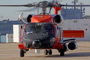 В США разбился вертолет, который возвращался из олимпийского Ванкувера