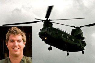 Пилот с пулей во лбу смог посадить вертолет с 20 солдатами