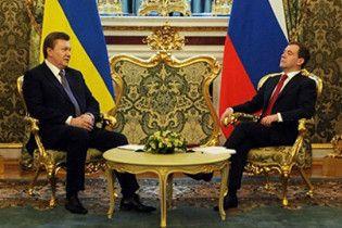 Янукович и Медведев договорились о будущем Черноморского флота