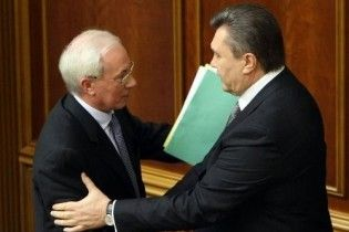 Азаров отчитается перед Януковичем о первых 100 днях работы правительства
