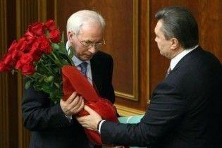 Азаров назначен премьер-министром