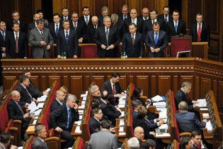 Партия регионов пообещала перестановки во власти уже в августе