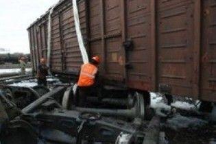 В Дагестане террористы взорвали поезд