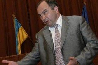 В правительстве защитили министра, который не поехал с Януковичем в Луганск