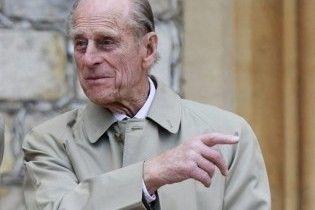Супруг британской королевы спросил у девушки-кадета не работает ли она в стрип-клубе