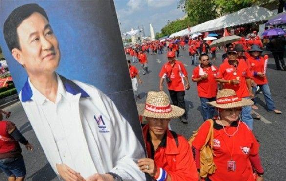 Мітинг в Бангкоку