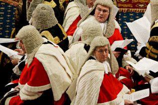 В Британии предлагают упразднить Палату лордов