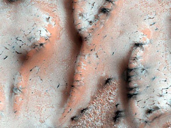 Марс тане