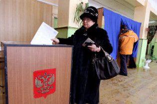 Партия Путина провалилась на региональных выборах в России