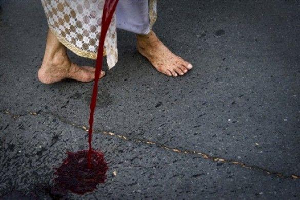 У Таїланді опозиціонери розлили кров