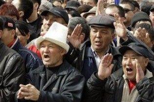 Киргизская оппозиция поставила власти ультиматум