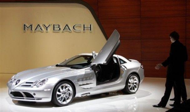 Легендарный бренд Maybach будет ликвидирован
