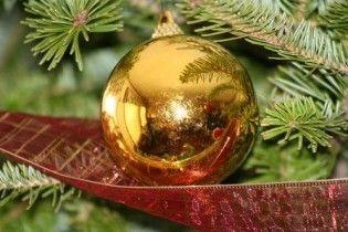 В Казахстане наконец убрали новогоднюю елку