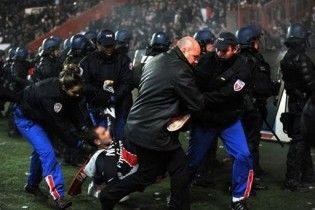 Во Франции умер болельщик, получивший травму на стадионе