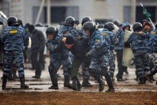 В Москве задержали десятки оппозиционеров, которые требовали отставки Лужкова