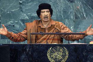Каддафи обратится к народу Ливии