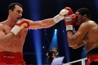 Кличко получил за избиение Чемберса 6 миллионов евро