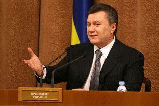 Янукович дал 60 дней, чтобы обогнать Европу
