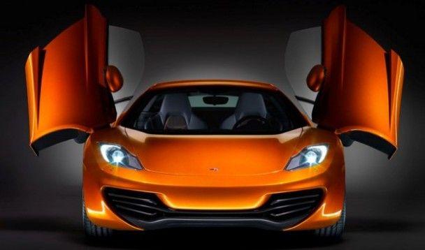 """McLaren выпустил """"болид F1 для обычных дорог"""""""