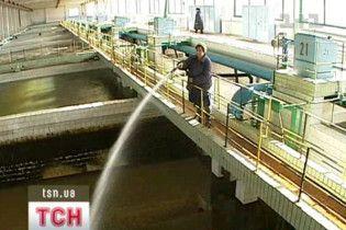 В Киеве заканчиваются реагенты для очистки талой воды