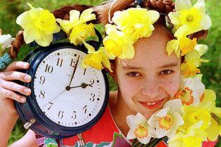 28 марта Украина перейдет на летнее время