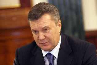 """Янукович требует реформировать суды, """"чтобы не позорить страну"""""""